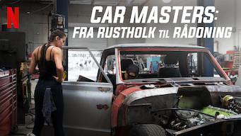 Car Masters: Fra rustholk til rådoning (2018)
