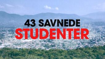 43 savnede studenter (2019)