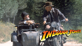 Indiana Jones og det siste korstog (1989)