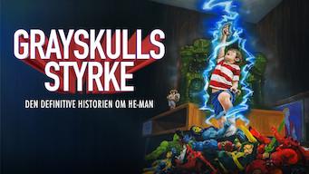 Grayskulls styrke: Den definitive historien om He-Man (2017)