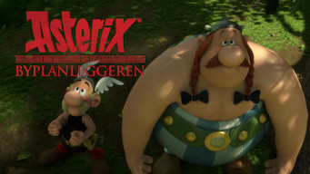 Asterix - Byplanleggeren (2014)