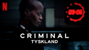 Criminal: Tyskland (2019)
