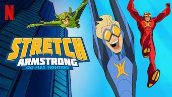 Stretch Armstrong og Flex Fighters (2018)